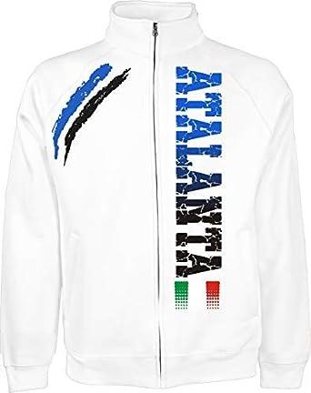 Generico Atalanta Felpa Giacchino Tifosi Ultras Calcio Sport dalla ...