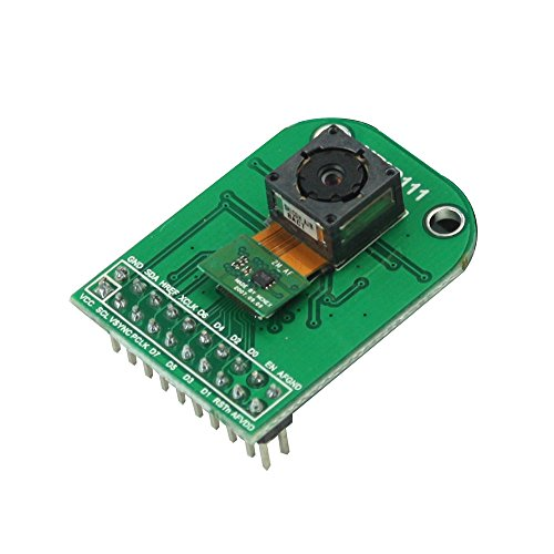 Arducam 2 Megapixels MT9D111 Auto Focus Lens Camera Flex Module with Adapter Board