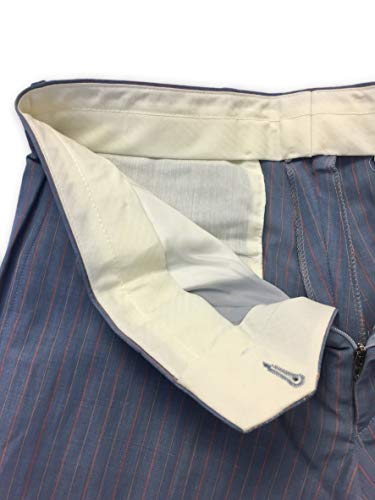 Size In Silk Trousers W34 Blue Paul Smith vwEn0I