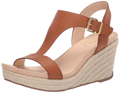 Kenneth Cole REACTION Women's T-Strap Wedge Sandal