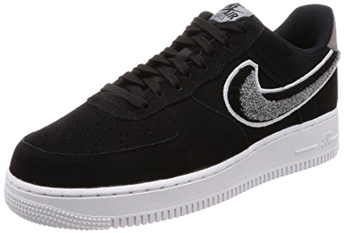 Cool Ginnastica 001 Black Basse Multicolore Uomo White Force Grey da 1 Air Lv8 Scarpe NIKE '07 White OTpqxnR
