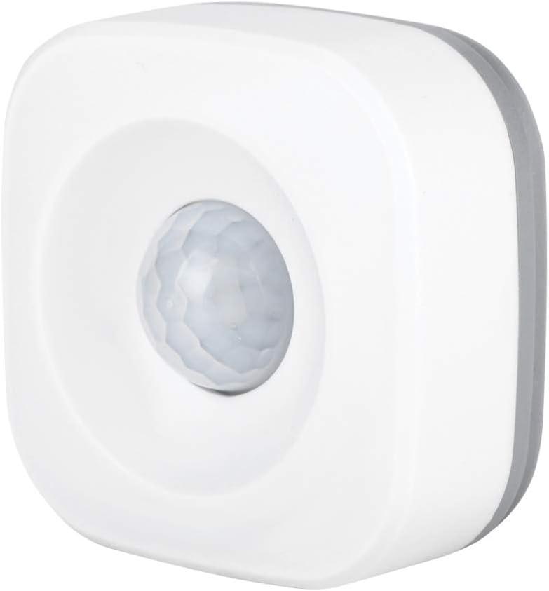 PIR Motion Sensor, WiFi Smart Home PIR Motion Detection Sensor Wireless Security Burglar Alarm Sensor for Indoor Outdoor