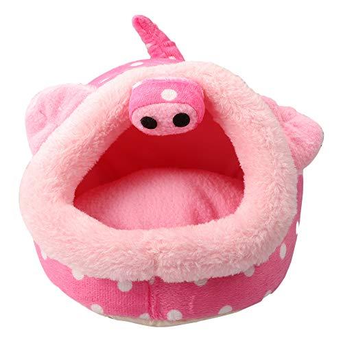 Aquiver - Cama pequeña para animal, cama-nido para ratas, erizos, ardillas, cobayas: Amazon.es: Productos para mascotas