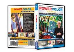 - Powercolor DVD Series Powercolor Vol. 3 with Caroline Jasper