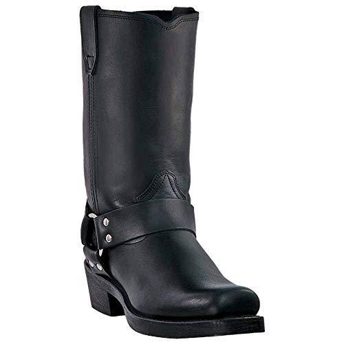 Dingo Men's Dean Boot,Black,11.5 EW US