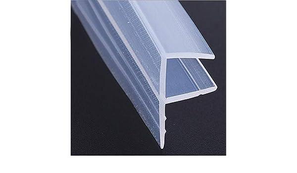 Tira de sellado de silicona 100 cm H/F/U/Tipo de esquina Grosor de ...
