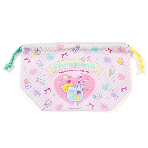 [Sanrio fresh punch lunch purse Fancy Pop From Japan New] (Funny Pop Culture Costume Ideas)