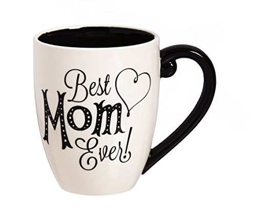Best Mom Ever Ceramic Coffee Cup