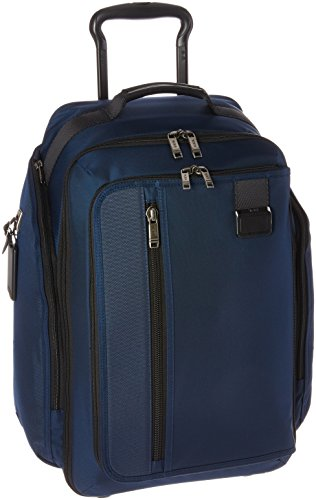 Tumi Merge Wheeled Travel Backpack, Ocean Blue, One Size by Tumi
