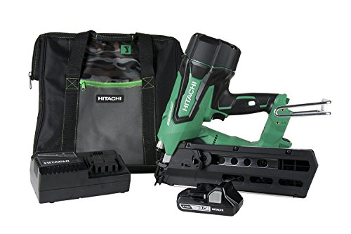 Hitachi NR1890DR 18V Cordless Brushless Plastic Strip 3-1/2″ Framing Nailer