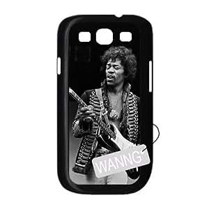 Jimi Hendrix Samsung Galaxy S3 I9300 Hard Back Case, Jimi Hendrix Custom Case for Samsung Galaxy S3 I9300 at WANNG