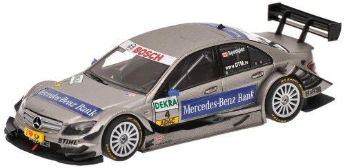 Minichamps 400103904Bruno Spengler, Mercedes Benz C Class, Team MB Bench AMG DTM, 1: 43Scale ()