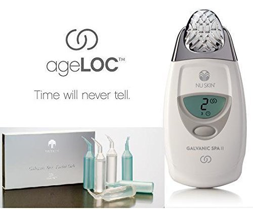 Nu Skin Redesign Ageloc Galvanic Face Spa System Ii Package New Black
