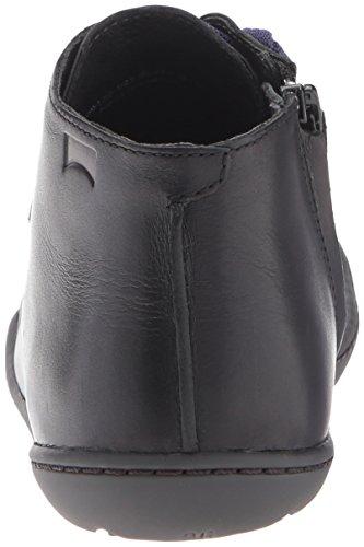 001 Peu Donna Black K400120 Camper Stivali wfR0q6