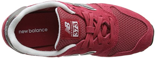 Femme Sneakers New Basses Wl373si Rouge Balance red q07EwIEgx