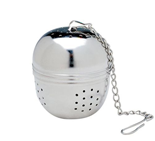 Norpro 5518 Tea Ball Tea and Herb Infuser Stainless (Halloween Arlington Va)