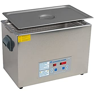 PCE Instruments Ultrasonic Cleaner PCE-UC 270 with robust tank / large 27 liter tank volume