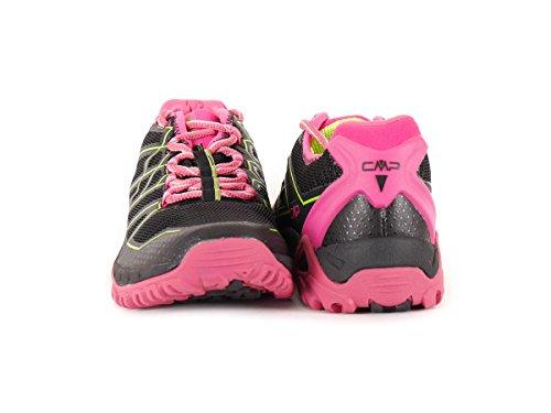CMP , Chaussures de randonnée basses pour femme noir Schwarz