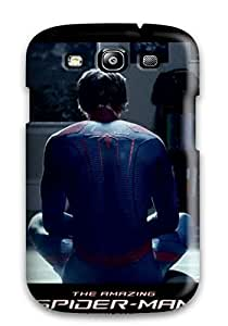 Imogen E. Seager's Shop FC4NKM8XFRUFHHT7 High Grade Flexible Tpu Case For Galaxy S3 - The Amazing Spiderman 2012 Peter Parker Andrew Garfield Movie People Movie