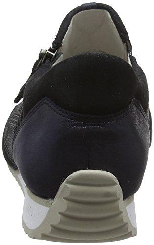 Donna Nightblue Comfort Derby Stringate Basic Blu Scarpe Gabor XFaRxwqOX