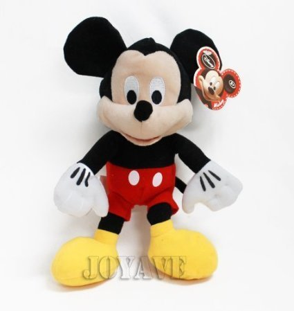 """Disney Mickey Mouse Clubhouse - Mickey Mouse 10"""" Plush Doll"""