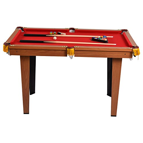 Review Goplus Mini Pool Table