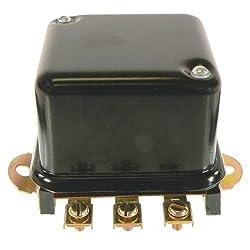 Voltage Regulator - 12 Volt - 4 Terminal - Flat Mo