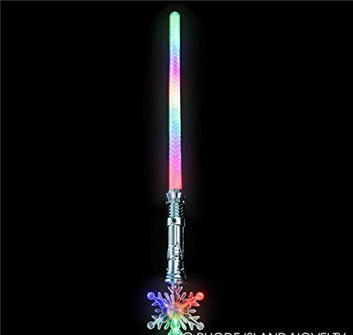 31'' MAGIC SNOWFLAKE SWORD, Case of 48