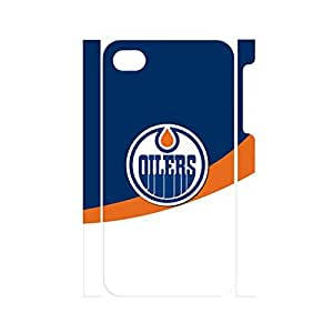 Cool Hipster Pop Hockey Team Logo Dustproof Phone Accessories for Iphone 4 4s Case by Maris's Diary