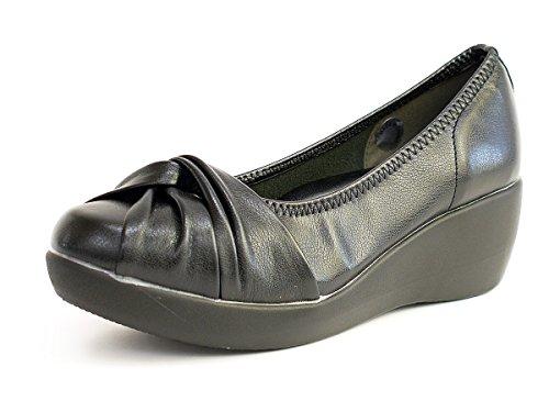 Furio Valentino Chaussures À Semelle Épaisse À Semelles Épaisses Chaussures Mocassin & Slip-ons Noir