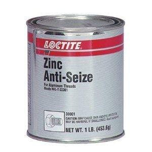 Gray Selector Series - Zinc Anti-Seize - 1-lb. zinc anti-seize