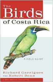 the birds of costa rica a field guide