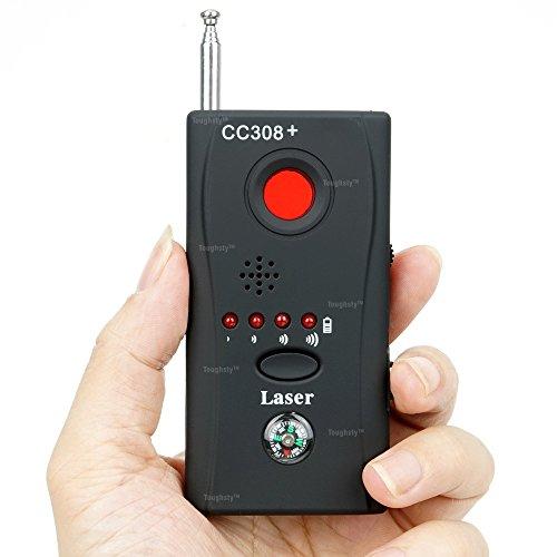 Anti Detector Espía Portátil Cámara Oculta de Inalámbrico Detector de Señal de RF Dispositivo de Escucha de GSM Descubridor: Amazon.es: Bricolaje y ...