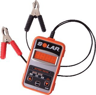 12V Electronic Battery Tester-2pack by Solar