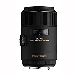 Image of the product Sigma   105mm f/28 EX DG that is listed on the catalogue brand of Sigma. This item has been rated with a 5.0 scores over 5