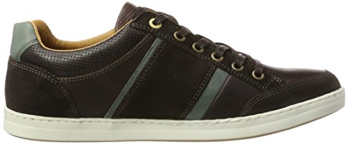 Pantofola dOro Mondovi Low, Sneaker Uomo Marrone (Coffee Bean)