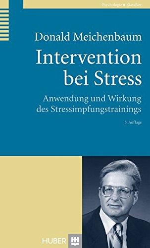 Intervention bei Stress: Anwendung und Wirkung des Stressimpfungstrainings