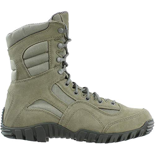 Sage Military Khyber Belleville 8 Green Boots Uk pZ7BBWn