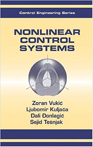 Pdf nonlinear control systems