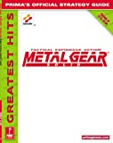Metal Gear Solid: Prima's Official Strategy Guide