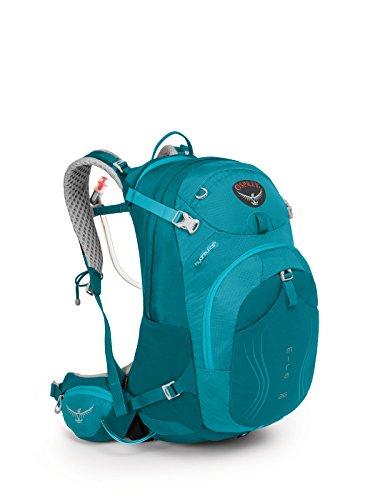 Osprey Packs Women's Mira AG 26 Hydration Pack, Bondi Blue, X-Small/Small ()