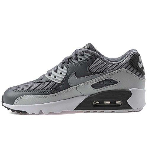 Nike 833418-007, Zapatillas de Deporte Para Niños cool grey-wolf grey-pure platinum-white