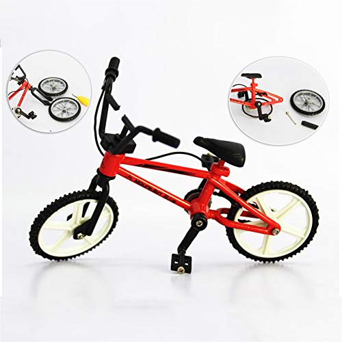 [해외]GEZICHTA Finger Bike Toy Mini Finger Mountain Bike BMX Bicycle Boy Kid Toy Great Collections Gift for Kids Children(Red) / GEZICHTA Finger Bike Toy, Mini Finger Mountain Bike BMX Bicycle Boy Kid Toy, Great Collections Gift for Kids...