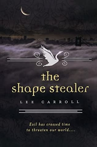 book cover of The Shapestealer