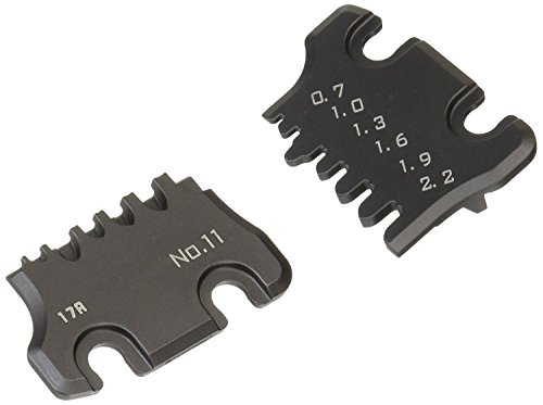 Crimping Tool Tyco (Engineer PAD-11S Interchangable Die Set for PAD Series Open Barrel Crimping Tools)