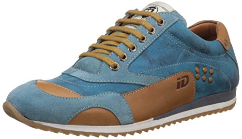 ID Men's Leather Sneakers