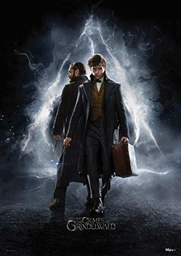 Dumbledore 13 Fantastic Beasts The Crimes of Grindelwald Movie Poster 24x36 Law