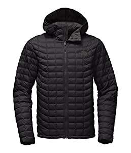 The North Face Thermoball Hoodie - Men's TNF Black Matte Small