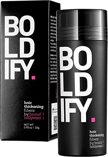 Image of BOLDIFY Hair Fibers for Thinning Hair - 100% Undetectable Natural Formula