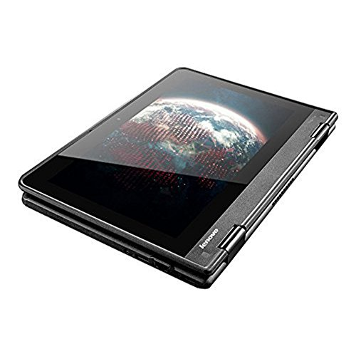 2017 Newest Lenovo Business Flagship Thinkpad Yoga 11.6' 2-in-1 IPS Touchscreen Chromebook PC Intel Celeron Processor 4GB RAM 16GB eMMC SSD 802.11AC HDMI Webcam Bluetooth 10 hour Battery-Black
